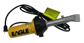 EAGLE HOT AIR WELDER ~ CSC (610) 767-7555
