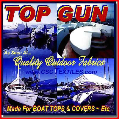 BOAT TOP, COVER, FLOORING & Hardware