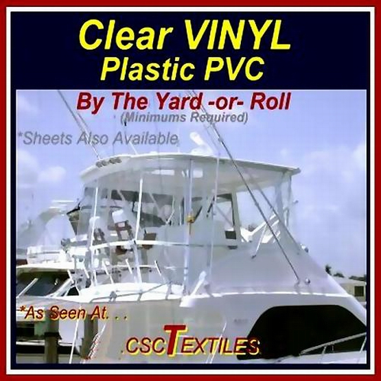 Purchase Marine 40gge Uvr Clear 48 Quot W Plastic 5yds For