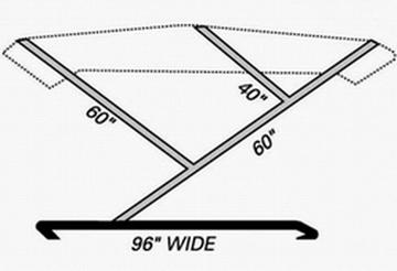 BIMINI TOP FRAME Kits Parts | (610) 767-7555 | USA Canada